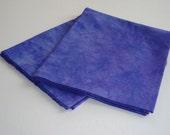 Hand Dyed Cotton Fabric Gradation 5 (Dark)