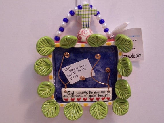 Ceramic Prayer wall Box