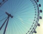 London Eye Photograph 13x18cm