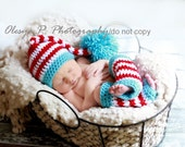 Download PDF crochet pattern - Stocking hat and leg warmers
