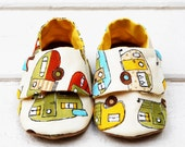 Take Baby Camping Baby Loafers Booties for Boy or Girl