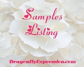 SAMPLE Listing for 1 Small centerpiece - made to match your style and color scheme