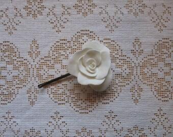 Handmade Flower Bobby Pin