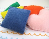 Shapes and Colors Learning Set - Eco Friendly Felt Toys