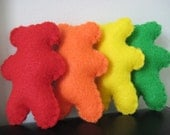 NEW Gummi Bears - Felt Play Food