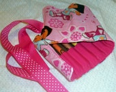 Dora the Explorer Pink Brown Crayon NotePad Roll Buy 4, Get 1 FREE