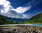The Perfection of Molokai Hawaii - 8x10 Photograph