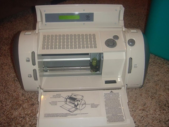 Cricut Machine CRV001 by STLmomTO2 on Etsy