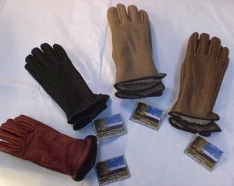 Mens Lambskin gloves