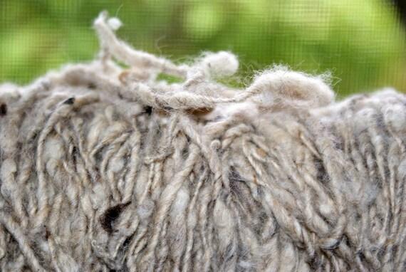 Llama Yarn Natural Fiber