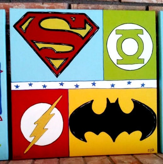 Unavailable listing on etsy for Childrens canvas ideas