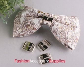 20pcs-10mm Gold Buckles for Art deco,Accessory,Clothing and More..3Size (A156)