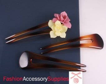 10pcs-120mm Plastic hairpin -(B169-B)