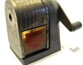 vintage Chicago pencil sharpener for school or office