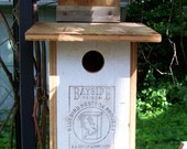 prison arts and crafts bluebird house