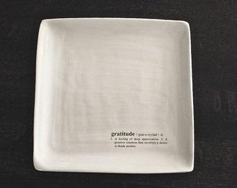 Gratitude Platter