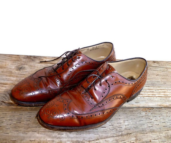 Stafford Wingtip Shoes Reviews