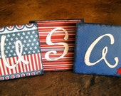 Freedom Letters--4th OFJULY SALE- 25percent OFF (reg. 10.00)--- GRAND OPENING