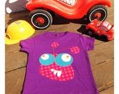 Crazy Tshirt Krazy Monster