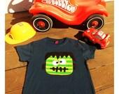 Crazy Tshirt Frankie Monster