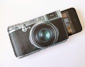 iPhone 6 Case / iPhone 5 Case Retro Camera Phone Case