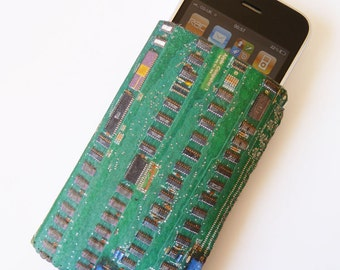 Apple I printed circuit board iPhone Case