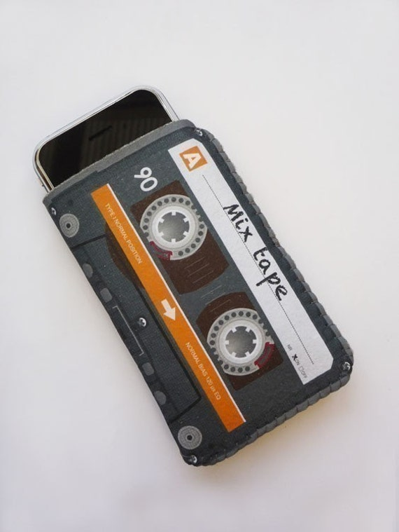 Mix Cassette Tape iPhone Case