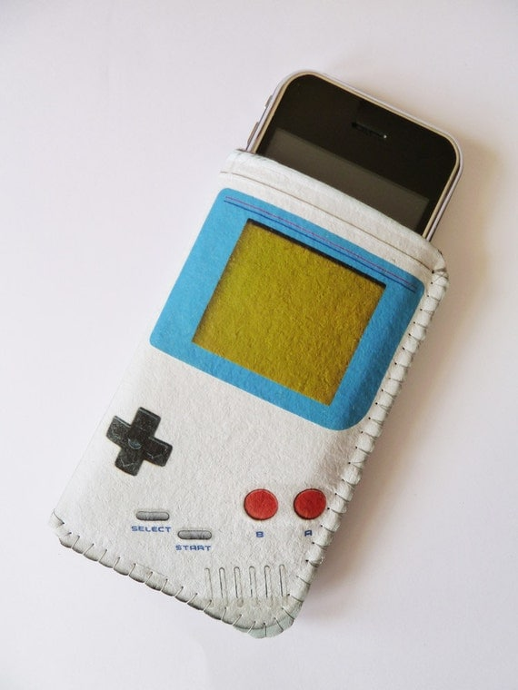 iPhone 4 Case Video Game Console Fits iPod Touch HTC smartphone and more