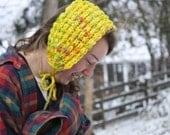 Bright Brioche-Stitch Headband