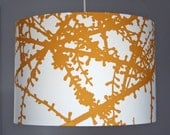 Natural Botanical Drum Lamp Shade for Shannon