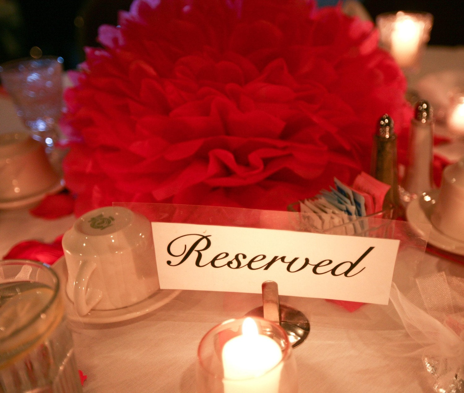Pom Pom Centerpieces On Pinterest Tissue Paper Centerpieces Tissue