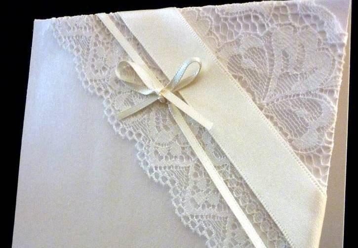 Vintage Glam Wedding Invitations: Vintage Ivory Glamour Wedding Invitation