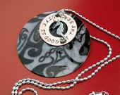 Life is Good at the Beach Necklace