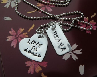 Love to .... Necklace