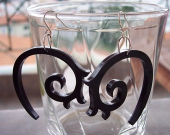 The Girl with the Dragon Tattoo - Earrings