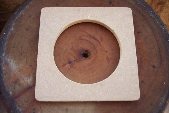MDF Bracelet base - DIY decoupage