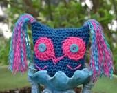 Curly Eared Hootie Owl 22