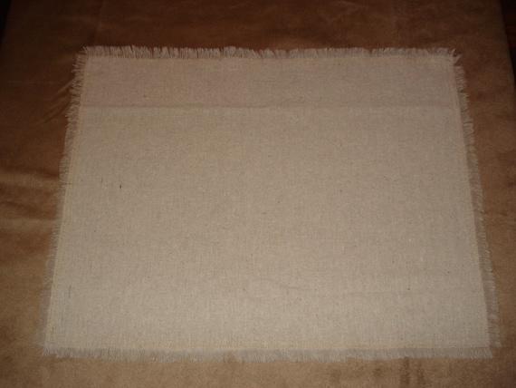 Rune Casting Cloth, Natural Fiber