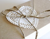 BLOW OUT SALE - 25 Paper Gift Boxes For Candy Soap Jewelry Gift Wrapping Weddings And Event Party Favors And More Free Shipping