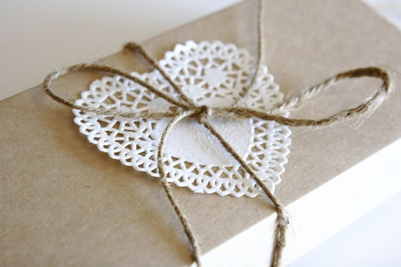 Wedding Gift Wrapping Ideas: Items Similar To BLOW OUT SALE