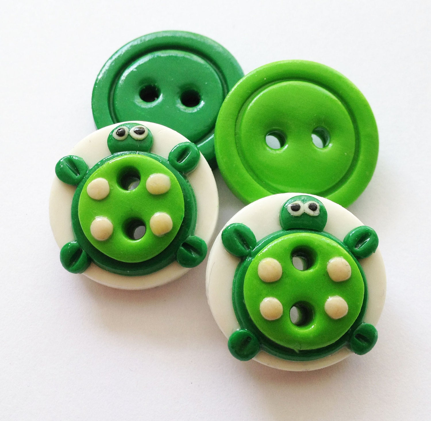 How to Make Polymer Clay Buttons