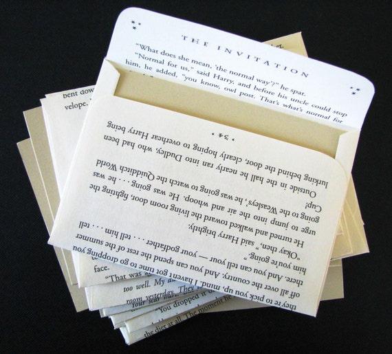 Harry Potter Stationery Set of 10