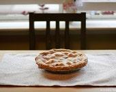 Food Photography, Pie, FIne Art Print, Kitchen Art, Kitchen Decor, Pie print 5 x 7