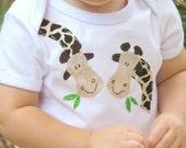 Giraffe Bodysuit/Onsie