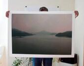 Lake Print 30x40
