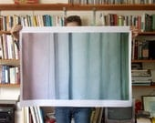 Curtain Gradient Vellum Print