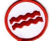 Bacon Appreciation Badge