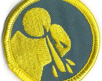 Snot Rocket Badge