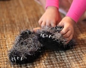 Paw Slippers Child Extra  Small