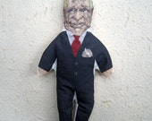 CLOSEOUT SALE! Glenn BECK PooDoo Doll - Political VOODoo Doll